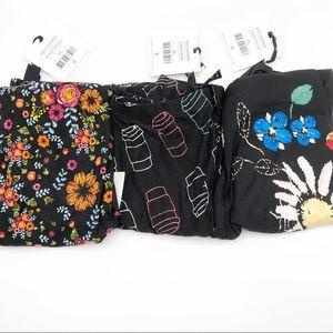 Agnes & Dora   lot of 3 pair NWT leggings